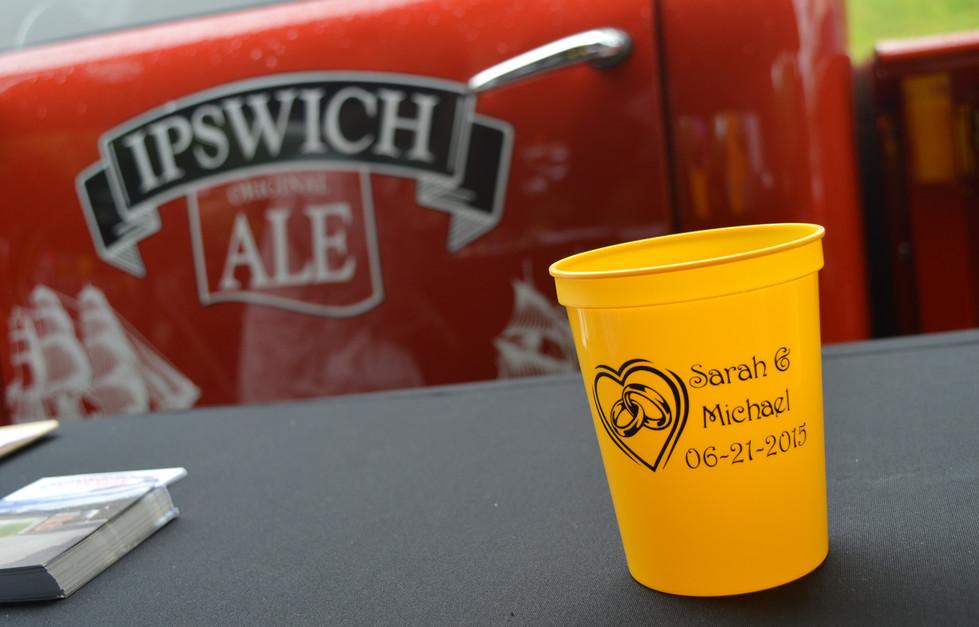 Ipswich Ale Beer Truck
