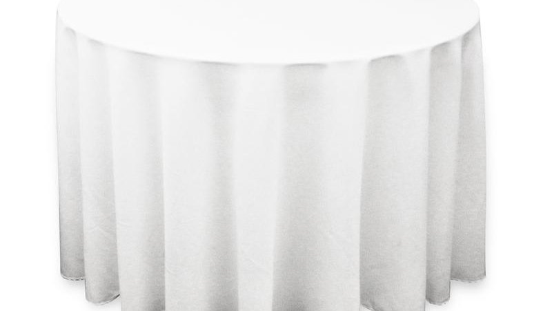 Poly Cotton Table Linens