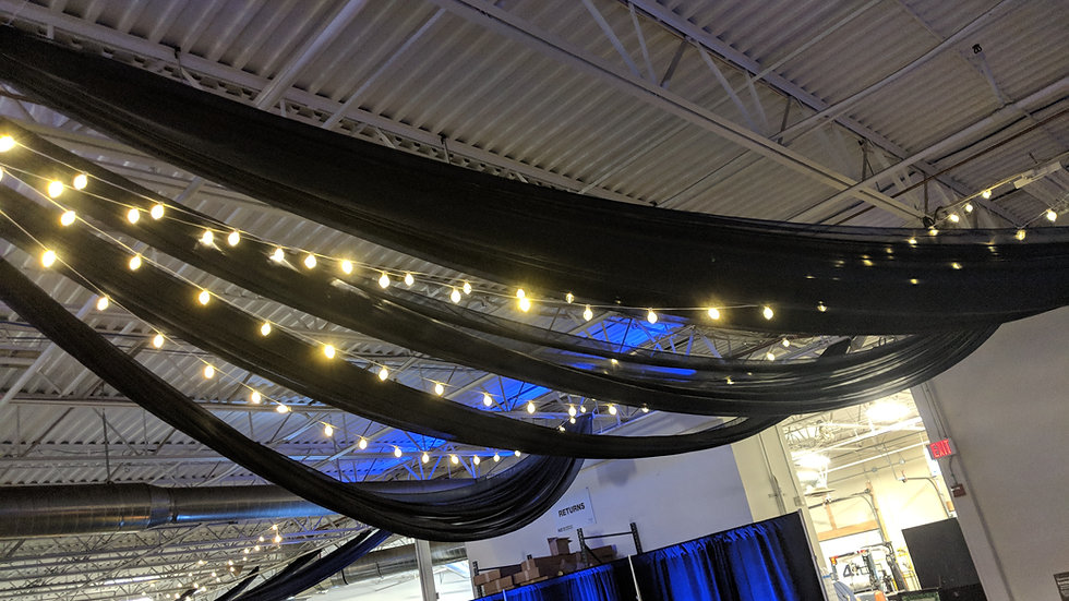 Bistro Market Bulb Edison String Lights