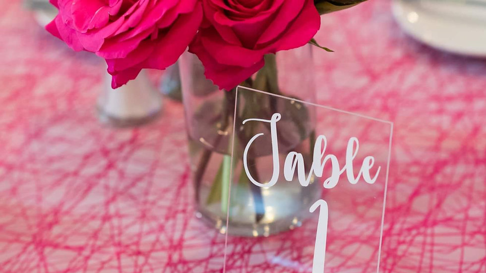 Low Floral Centerpieces