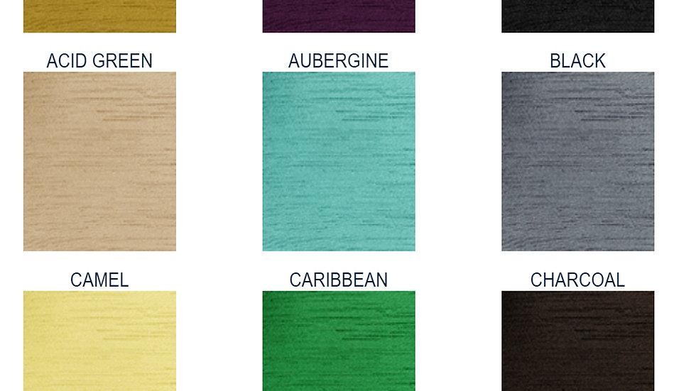 Dupioni Silk Table Linens