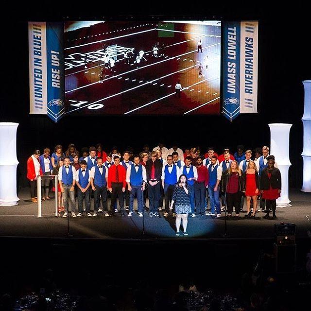 UML Rise Up - Celebration of Sport