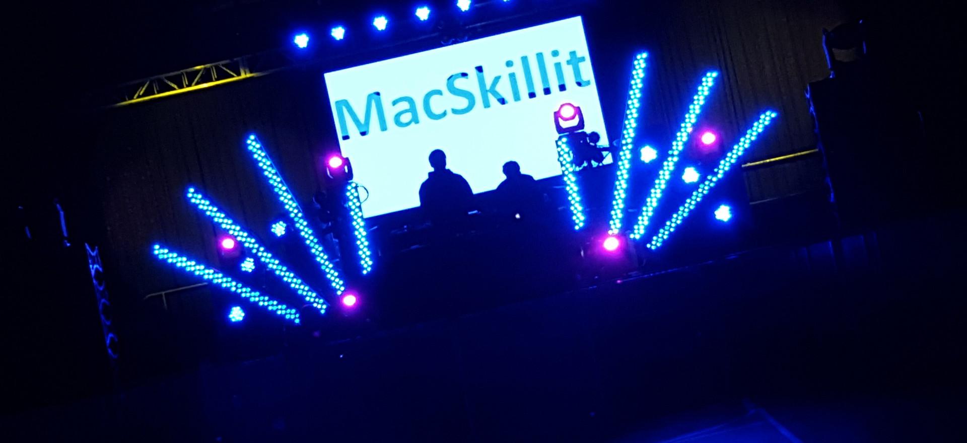 College EMD Concert with MacSkillit
