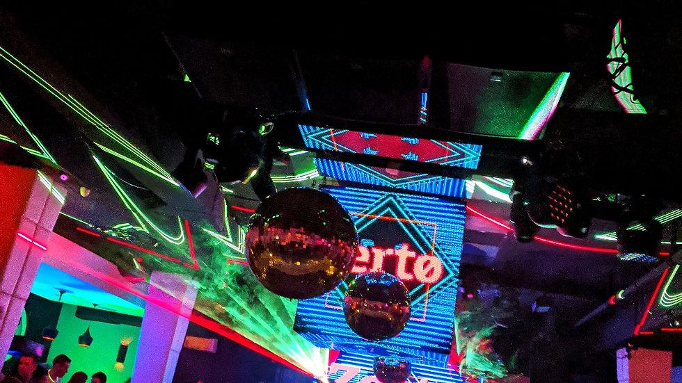 "Disco Ball - 20"" Sphere"