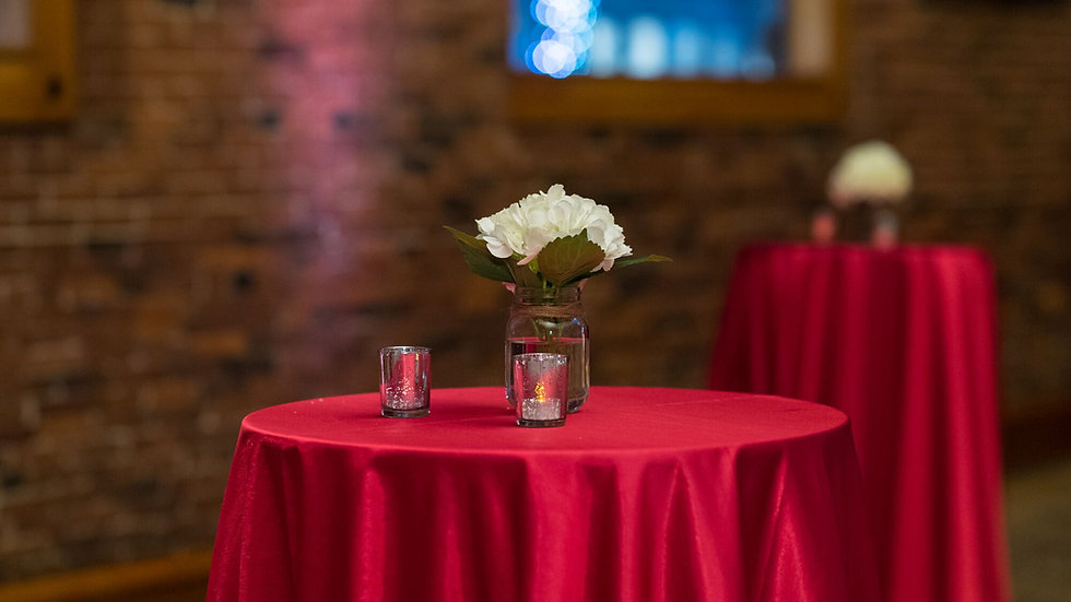 Duchess Satin Table Linen