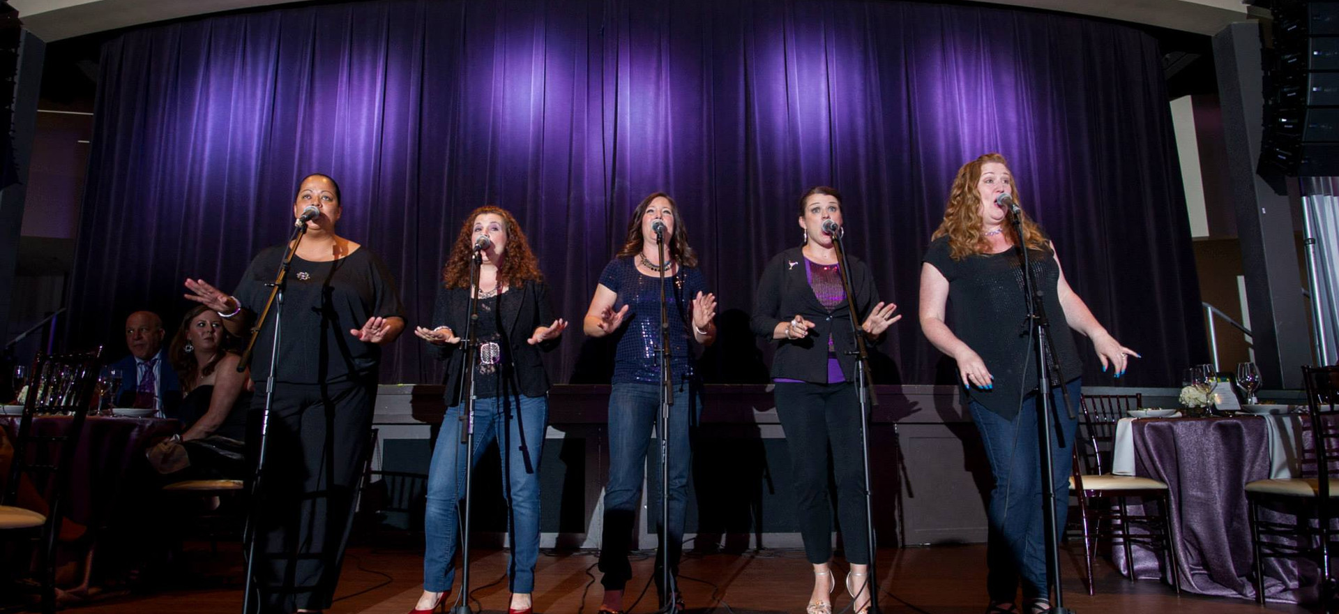 The Divas at Blue Ocean Music Hall