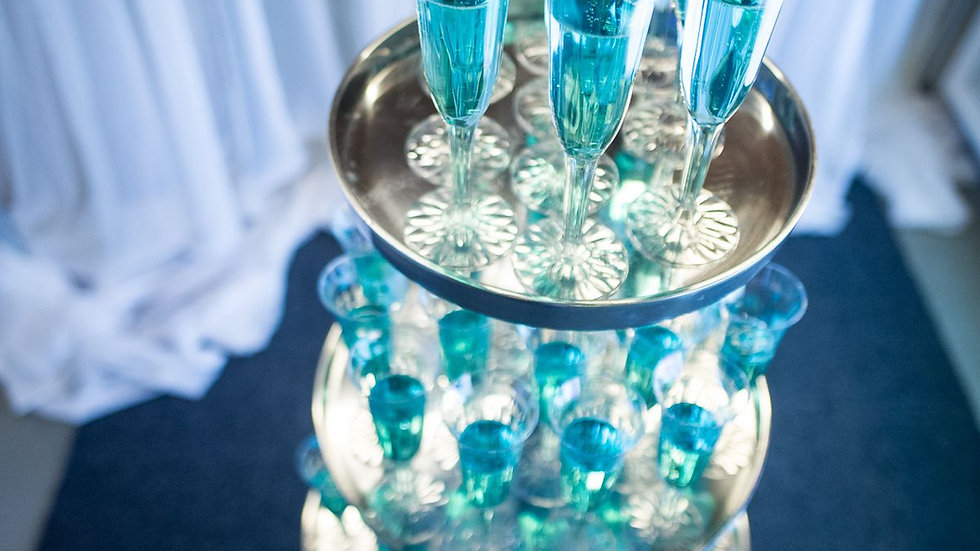 Champagne Stand Rental