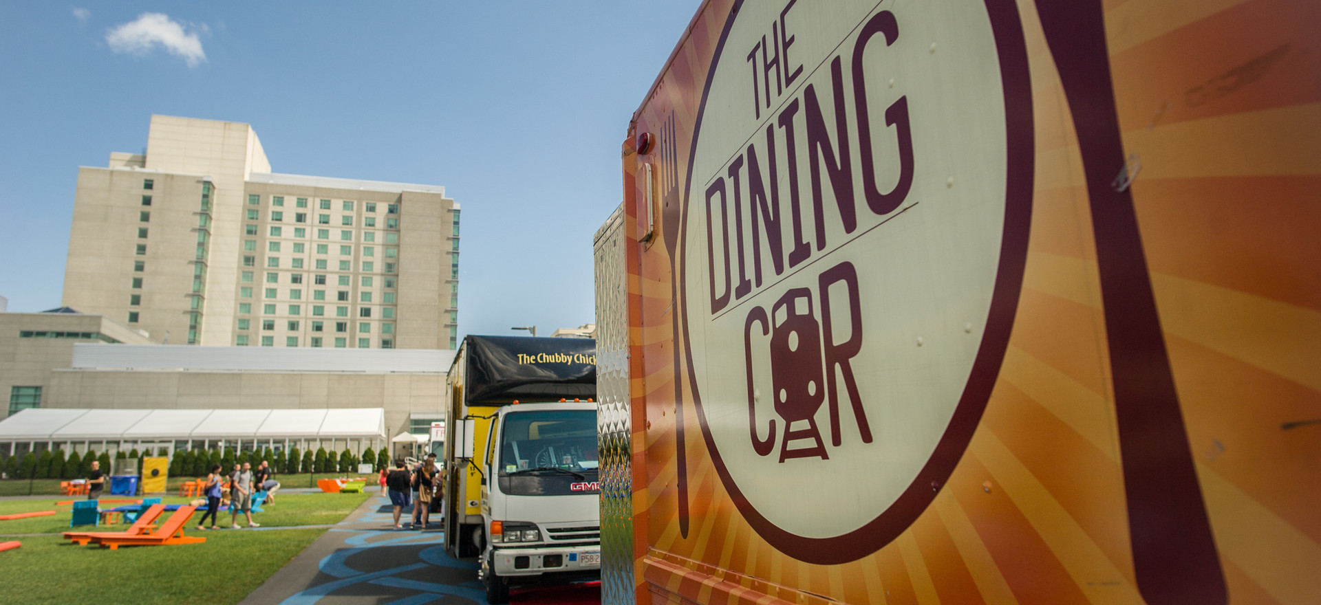 The Dining Car Food Truck