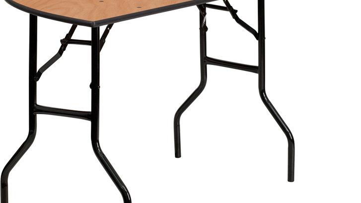 Unique Folding Tables