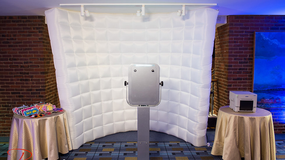 Air Booth Photo Booth Rental