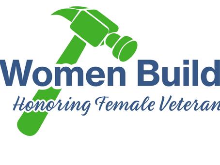 Spring Women Build Volunteer Opportunity