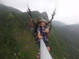 Voar de Parapente Rio de Janeiro
