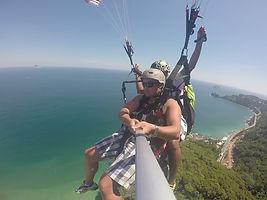 Voo de Parapente Rio de Janeiro