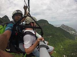 Voe de Parapente Rio de Janeiro