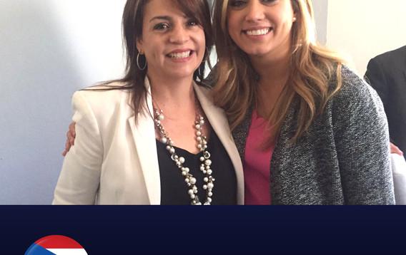 First Lady Beatriz Rosello and Gloria Quintero 1.jpg