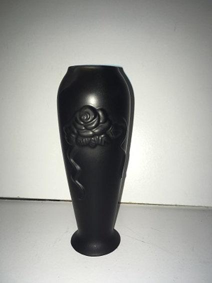 small rose urn