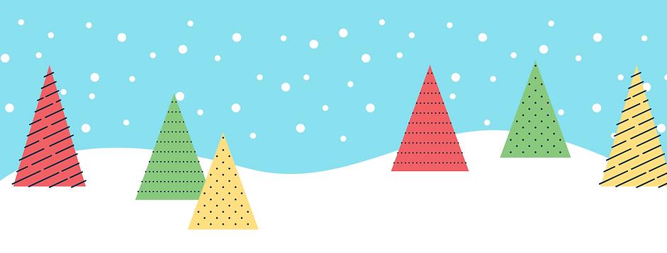 Copia de Patterned Trees Christmas Faceb