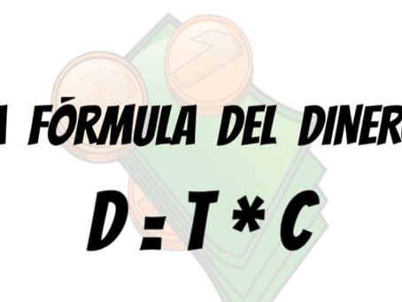 La fórmula del dinero - Matemáticas Aplicadas