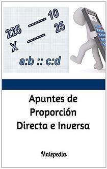 Proporción Directa e Inversa