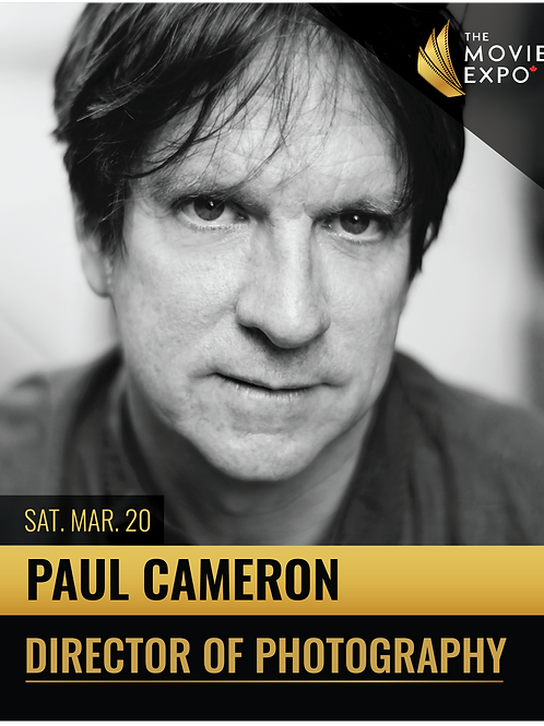 Paul Cameron - Sun, Mar 21 -