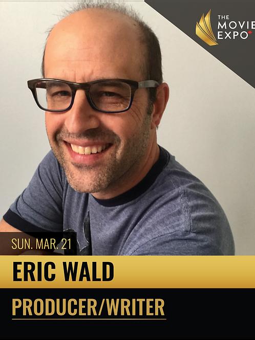 Eric Wald - Sun, Mar 21 -