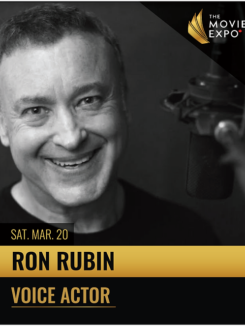Ron Rubin - Sat, Mar 20 -