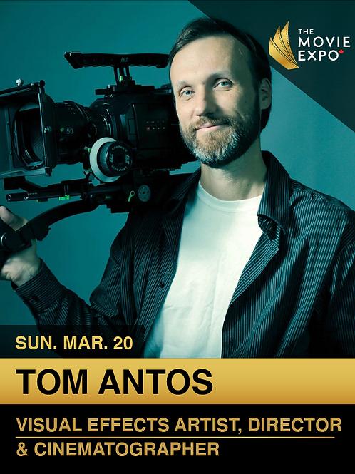 Tom Antos - Sun, Mar 21 -
