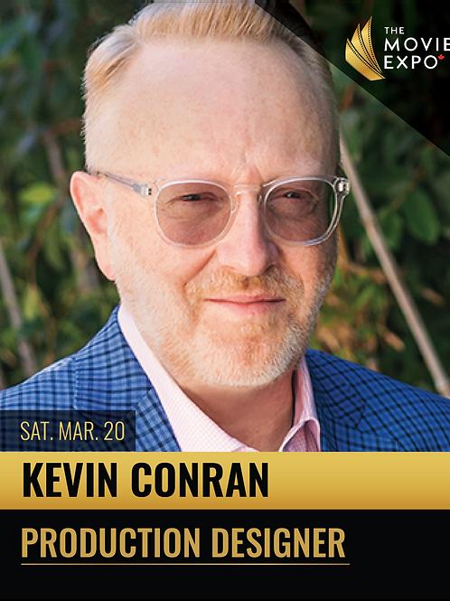 Kevin Conran - Sat, Mar 20 -