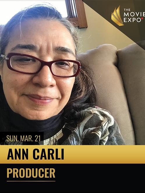 Ann Carli - Sun, Mar 21 -