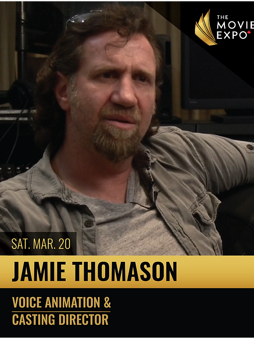 Jamie Thomason - Sat, Mar 20 -