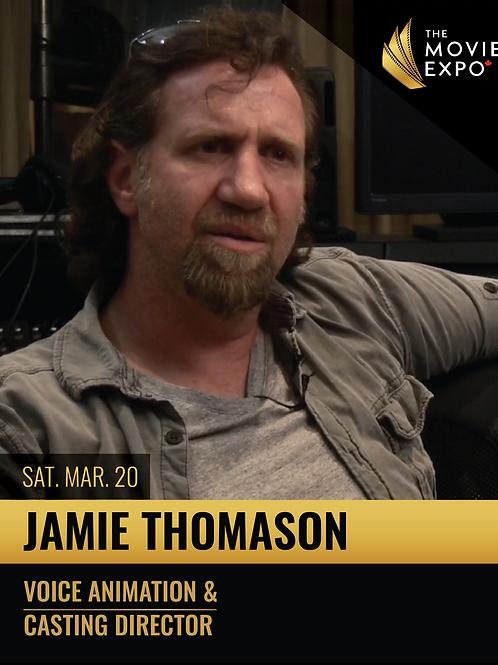 Jamie Thomason - Sat, Mar 20 -