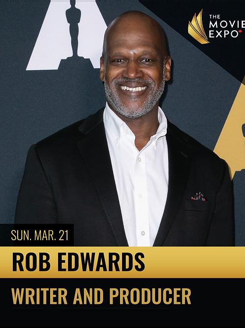 Rob Edwards - Sun, Mar 21 -