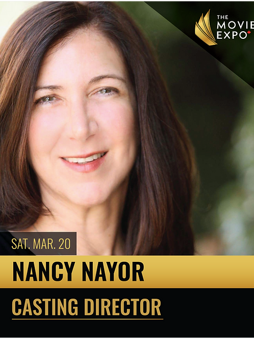 Nancy Nayor - Sat, Mar 20 -