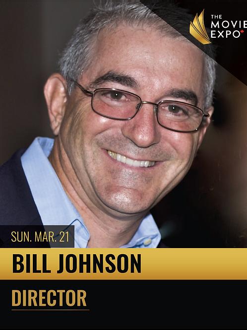 Bill Johnson - Sun, Mar 21 -