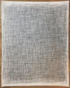 "🔴 ""(Sehr) viele Hakenkreuze (HK 1)"", pencil on paper, 120x150cm, 2018"
