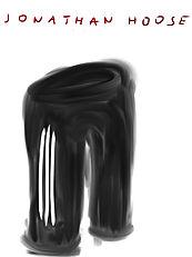 """""""jonathan"""", graphic print, 2016"""