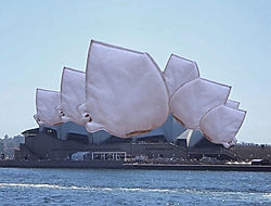 """sydney opera 2020"", fotoprint, 2020"