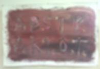 """""""o.t."""", oil/spray on canvas, 190x130cm, 2018"""