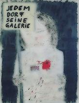 """""""jedem dorf seine galerie (mit Miriam Jesacher)"""", digi-file, 2021"""