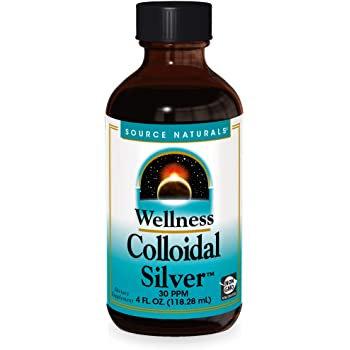PH balanced Colloidal Silver liquid 30PPM