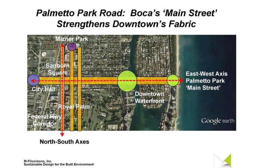 Boca Ratons 2020 Vision_Main Street Mast