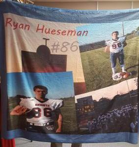 Football Star Blanket