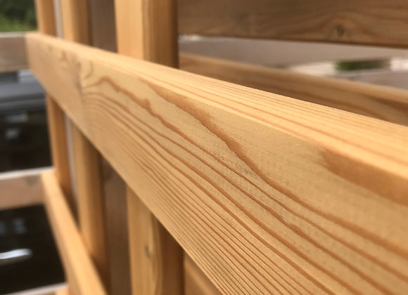 Siberian Larch Slats 45mm x 21mm x 3m