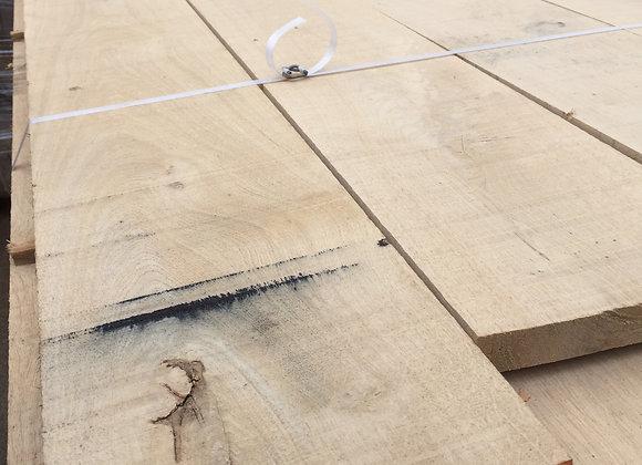 Oak Landscaping Boards 200 x 35 x 2.0m