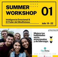 Summer Workshop 01: Emotional Intelligence & The Power of Mindfulness