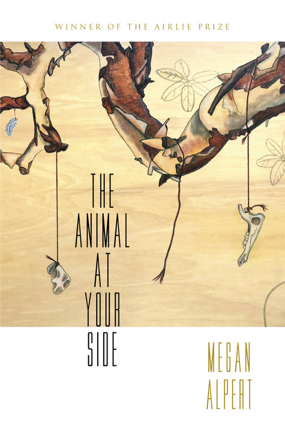 Conversations in the Author's Corner: Megan Alpert