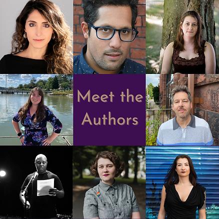 Author's Corner Authors