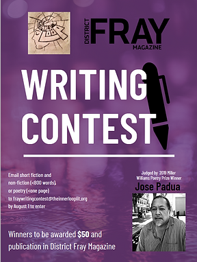 Fray Writing Contest 2021