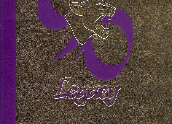 Class of 1996 Year Book