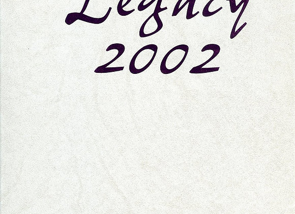 Class of 2002 Yearbook